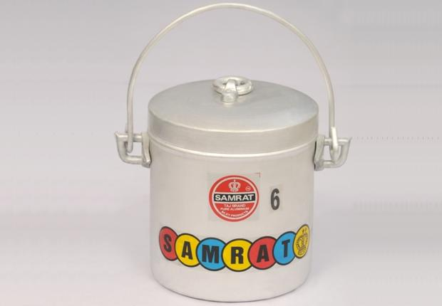 Aluminum Milk Pot